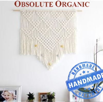 WH06 macrame wall hanging