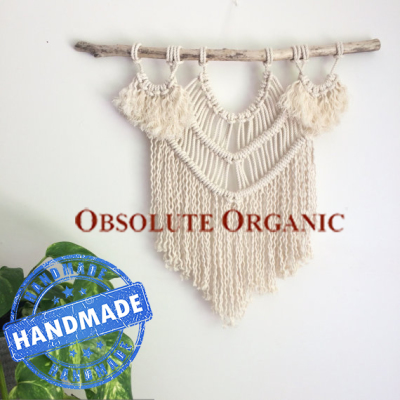WH09 macrame wall hanging