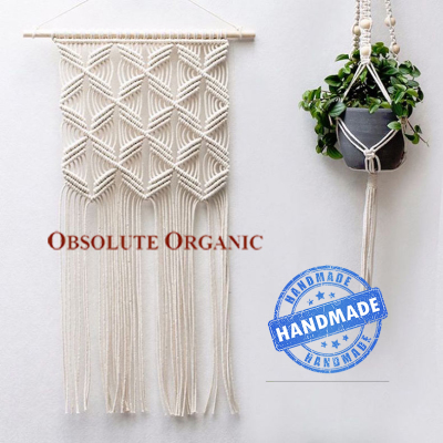 WH08 macrame wall hanging
